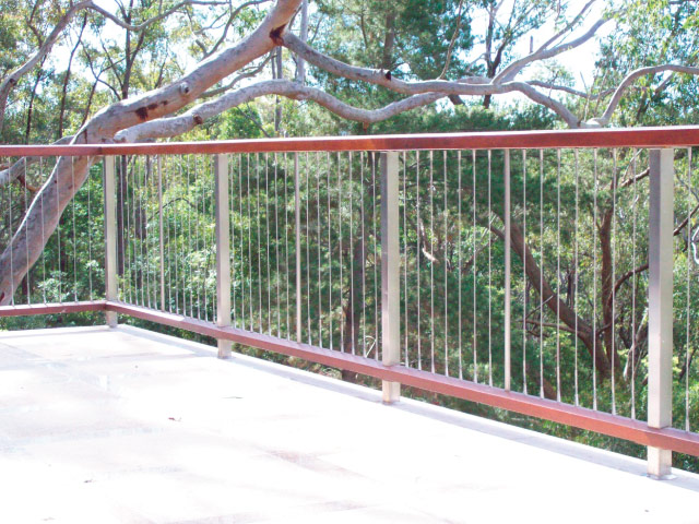 Balustrade Stainless Steel Cable & Fittings